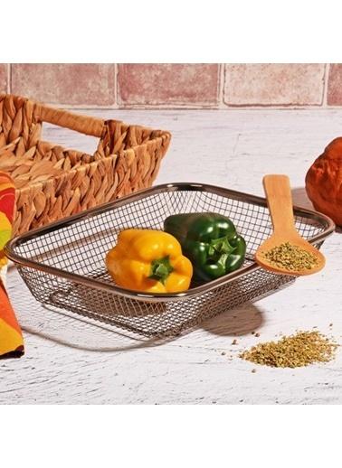 Kitchen World Kitchen World Szg-116 Metal Füme Süzgeç Renkli